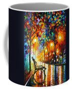 Loneliness Of Autumn Coffee Mug
