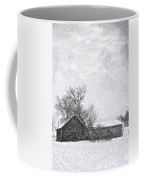 Loneliness Sketch Coffee Mug by Steve Harrington