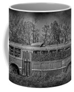 Lonely Bus  Coffee Mug
