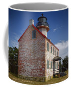 Lonely East Point Lighthouse Coffee Mug