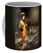 Lonely Girl Coffee Mug