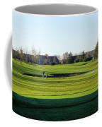 Lonely Golfer Coffee Mug