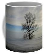 Lonely Prairie Coffee Mug
