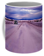 Lonely Road Coffee Mug