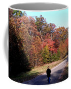 Lonely Road Home Coffee Mug