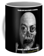 Lonely Zombie Coffee Mug