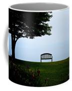 Lonesome Bench Coffee Mug