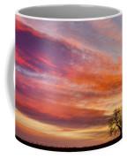 Lonesome Tree Sunrise Coffee Mug