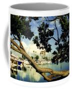 Long Beach Marina Coffee Mug
