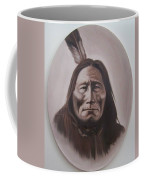 Long Bear Coffee Mug