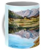 Long Draw Reservoir Coffee Mug