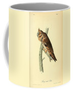 Long Eared Owl Coffee Mug