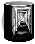 Long Hallway Coffee Mug