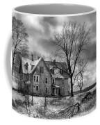 Long Hard Winter Coffee Mug