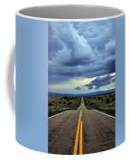 Long Highway Coffee Mug