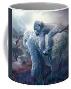 Silverback Gorilla - Long Journey Home Coffee Mug
