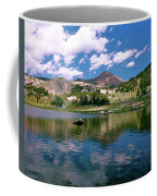 Long Lake Beartooth Pass Coffee Mug