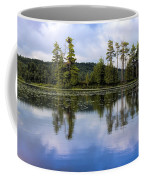 Long Lake Reflection Coffee Mug