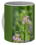Long Lavender Fingers Coffee Mug