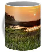 Long Marsh View Coffee Mug