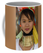 Long Necked Woman Of Thailand Coffee Mug