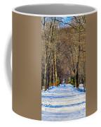 Long Path Ahead Coffee Mug