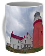 Long Point Lighthouse In Twillingate-nl Coffee Mug