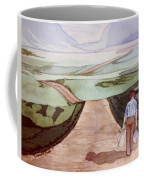 Long Road Coffee Mug