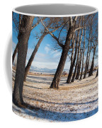 Long Shadows Coffee Mug