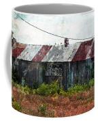 Long Since Abandoned - Back To Nature Coffee Mug