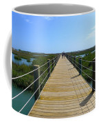 Long St. Augustine Marsh Dock Coffee Mug