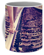 Long Tracks Coffee Mug