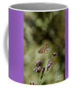 Long-winged Skipper Butterfly Coffee Mug