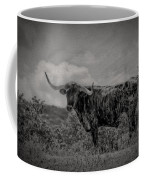 Longhorn Of Bandera Coffee Mug
