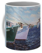 Longliners Achor To Anchor Coffee Mug
