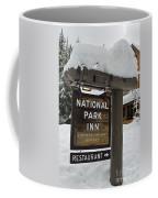 Longmire National Park Inn Coffee Mug