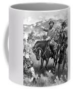 Longstreet At Gettysburg Coffee Mug