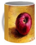 Look An Apple Coffee Mug