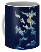 Look At The Moon Coffee Mug