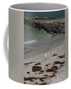 Look Back Bird Coffee Mug