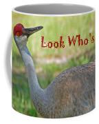 Look Who's 50 Coffee Mug