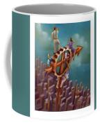 Looking Ahead Coffee Mug