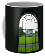 Looking At Portumna Castle Coffee Mug