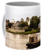 Looking At The Boardwalk Gazebo Walt Disney World Coffee Mug
