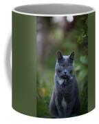 Looking Away Coffee Mug