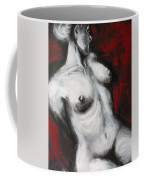 Looking Away - Nudes Gallery Coffee Mug