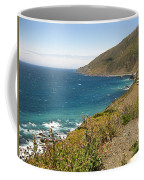 Looking Back At Pch Coffee Mug