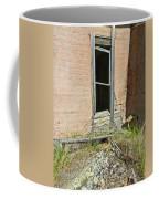 Looking In Coffee Mug