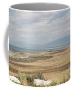 Looking North From Antelope Island Coffee Mug