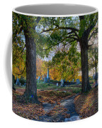Looking Over The Hill Coffee Mug